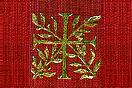 [image ALT: A decorative entrelacs of laurel and a cross, taken from the cover of the printed book.]
