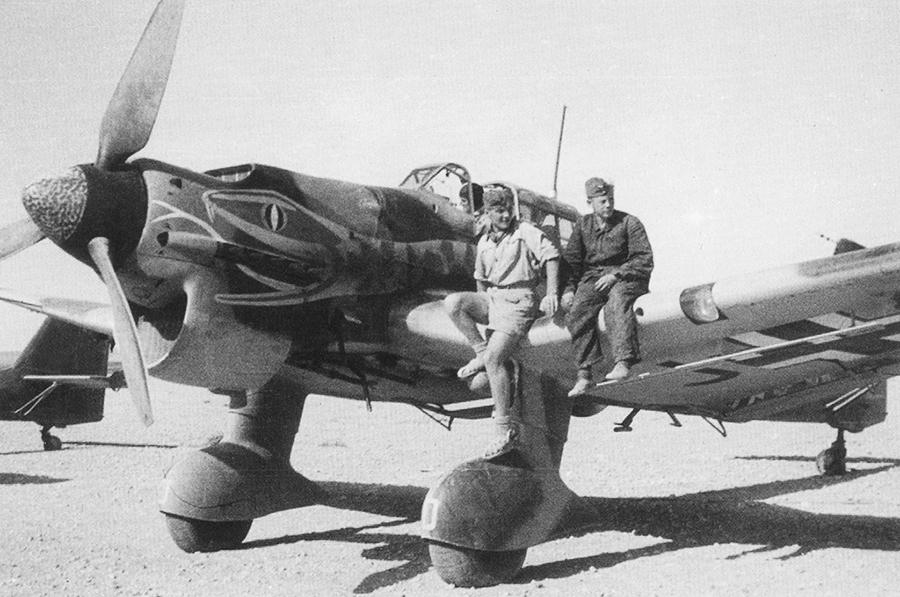 [AIRFIX] Junkers 87 b2 stuka  T6+DP_2
